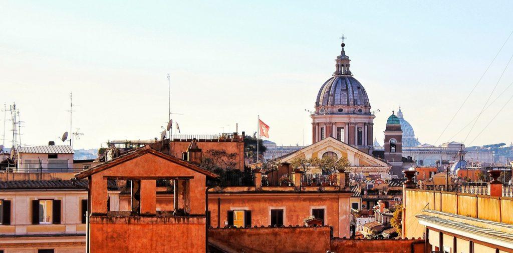 Atrakcje Rzymu na wakacje