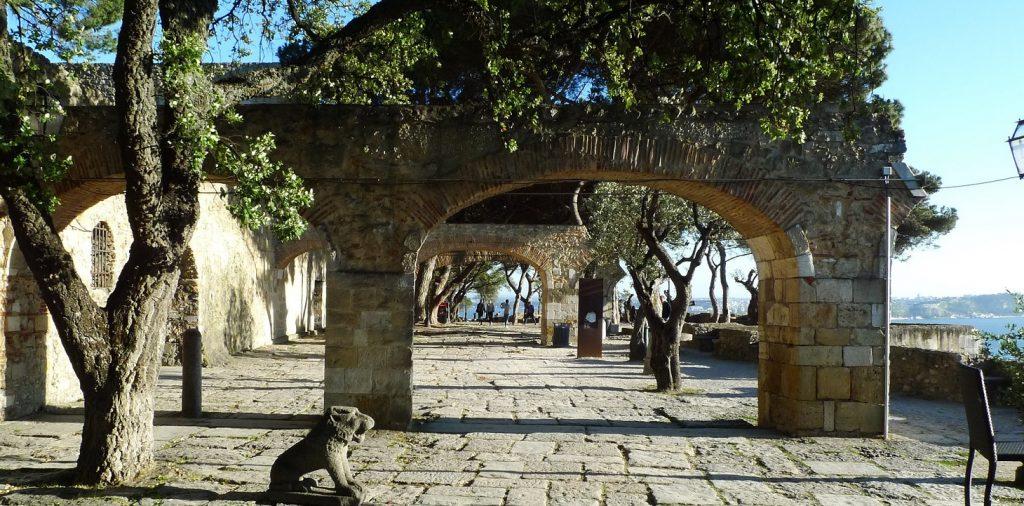 Zwiedzanie zabytków Lizbony